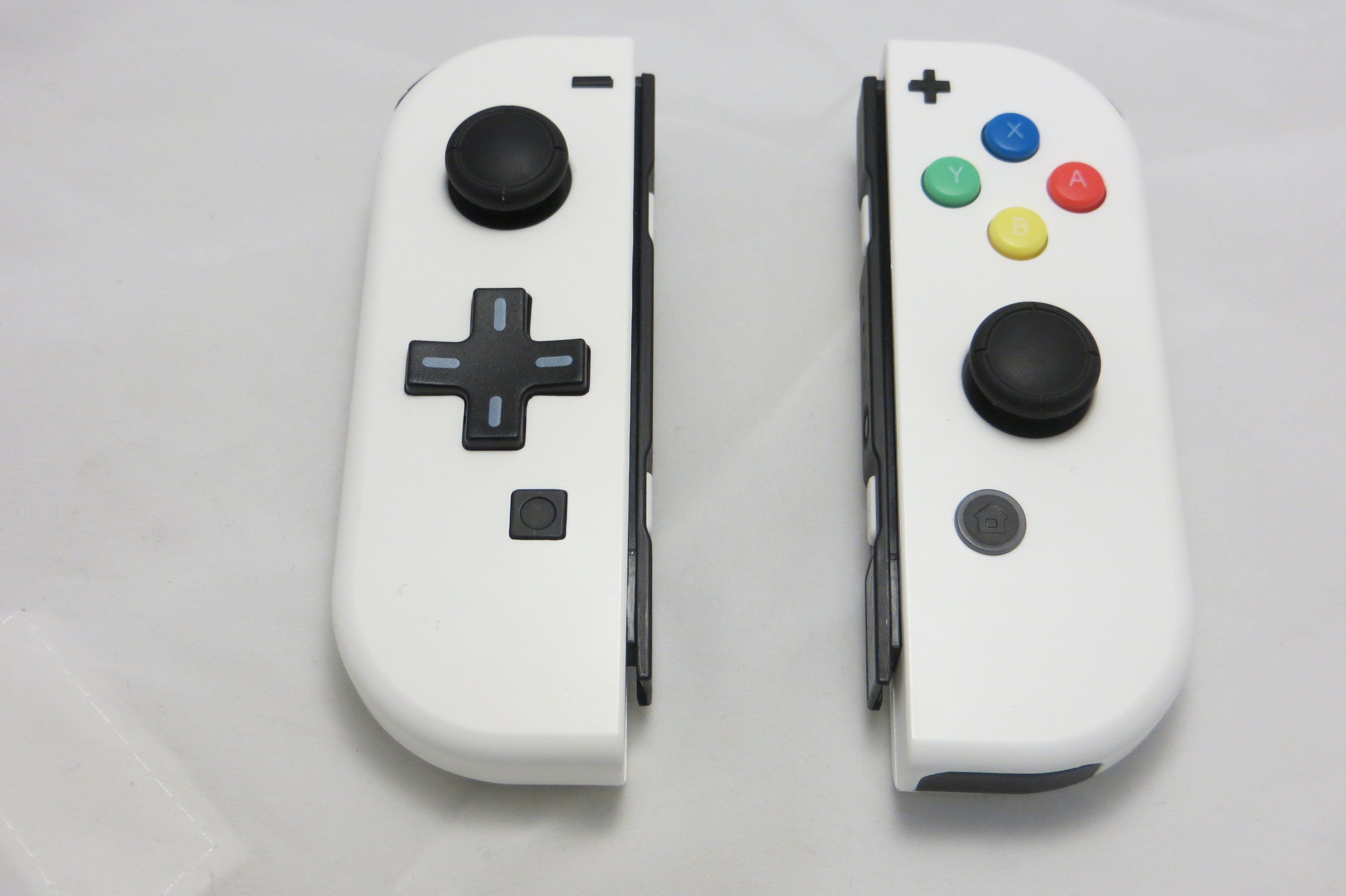 Nintendo Switch Joy Con Recase Installation Retrogaming At Controllers Grey This Service Will Replace The Original Housing